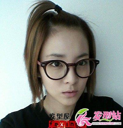 尹恩惠的发型_韩国明星喜欢苹果头 收集最全的苹果头发型-韩式发型-发型站 ...