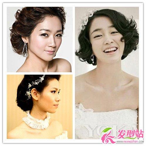 韩国2012~2013年新娘造型新趋势