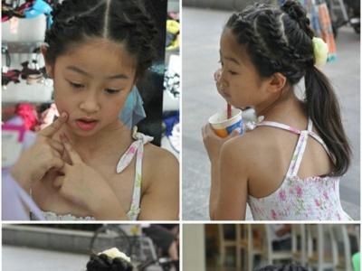 适合女孩的各种编发大全 汇集小女孩最爱的编发发型
