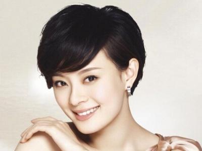 国字脸女生适合什么短发 修颜显瘦短发发型