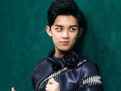 吴磊写真发型图片 中学男神发型跟他学