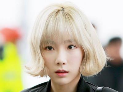 短发显瘦刘海发型 韩式女生短发瘦脸发型图片