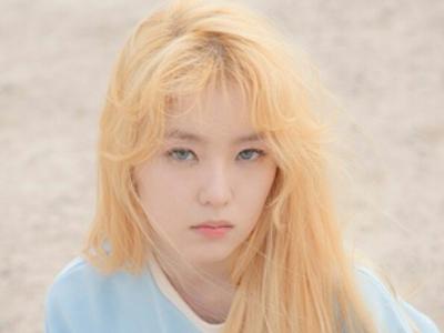 韩国女明星染发颜色盘点 彩色系染发流行色图片