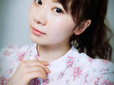 福原爱可爱斜刘海发型 圆脸女生这样剪好可爱!