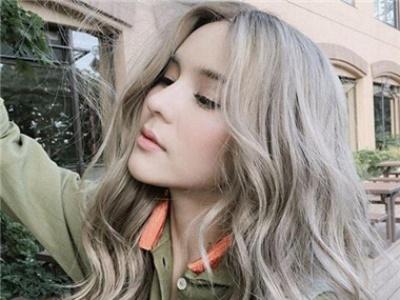 最新韩国女生染发发色  今年决不能错过的发色