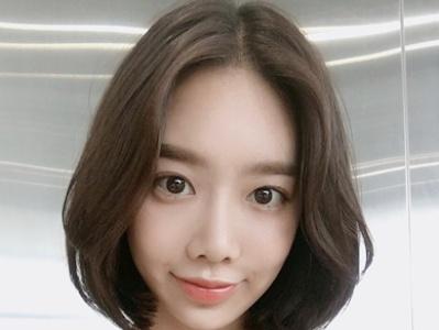 韩国最美短发造型 让你秒变韩剧女主角