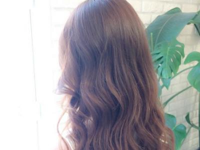 韩式水波纹卷发发型 2017最新水波纹烫发图片