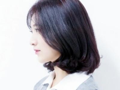 韩式气质lob头卷发 中短发卷发设计尽显女人味