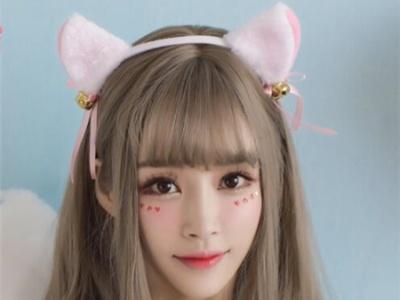 韩式女神烫发发型 好看的女生烫发图片