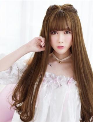 空气刘海发型图片 空气刘海适合什么脸型