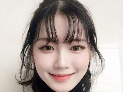 什么样的刘海修颜好看 韩国妹子现在流行这样的刘海发型
