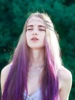 直发适合染什么发色 九款时尚发色正流行