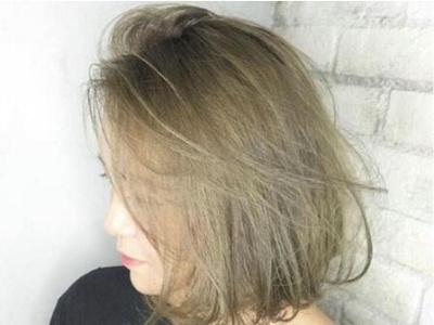 短发发型图片2017女 短发女生流行的烫染发型图片