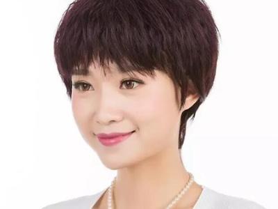 40—50岁妈妈适合的发型 时尚气质又修颜减龄