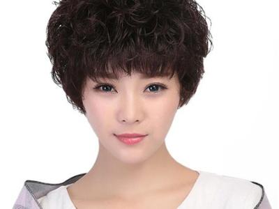 37―50岁女人发型 优雅减龄10岁