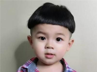 超萌儿童发型 小男孩帅气发型