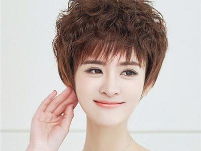 37―47女人发型 适合妈妈的发型