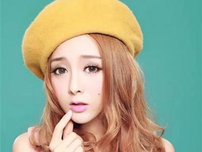 韩式女神卷发 韩范优雅发型