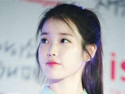iu李智恩发型图片 圆脸妹子一样可以很迷人