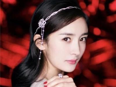 杨幂宋茜发箍造型超仙 时尚打造瞩目的焦点