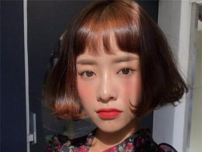 长方脸适合的发型 巧妙提高自身气质