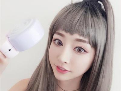 2018新款直发发型 校花女神日常最爱