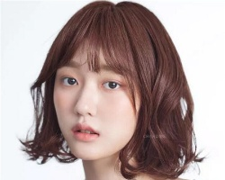 短发无刘海波波设计 花样风格波波头塑造v型脸