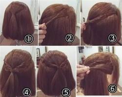 手把手教你编公主发型 十款简单编法一学就会