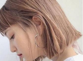 流行发型2019女中长发 及肩中长发成为你的脱单神器