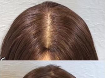 头发分线定死了怎么办 只要一把梳子+交叉发丝顽固万年发线立刻消失