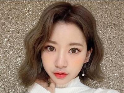 短发能做什么造型?跟这位韩国短发女生学习每天都有新造型!