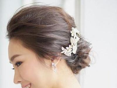 2019流行新娘发型 今年的新娘发型有三大潮流