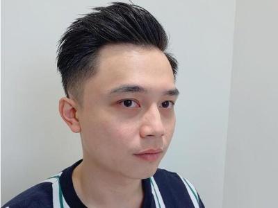 男生两边剃掉中间留长怎么弄好看 UnderCut发型头顶处理提案看这里