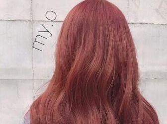 显洋气显白的头发颜色 不挑肤必染发色范本推荐