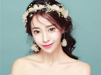 简约韩式新娘发型 打造别致新娘风格