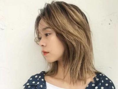 适合中长发女生的时尚发型 女生剪这款发型美翻了