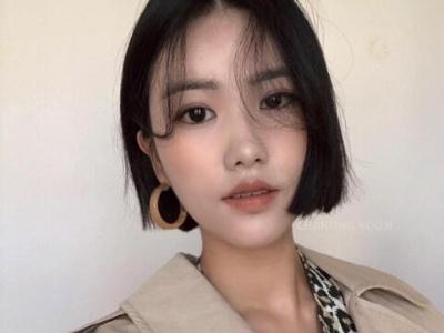 2020发型流行趋势女短发!修饰脸型、耳下到锁骨的露出更是性感又甜美