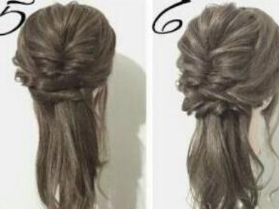 齐肩发型怎么扎好看 简单易学你也能成为扎发小能手