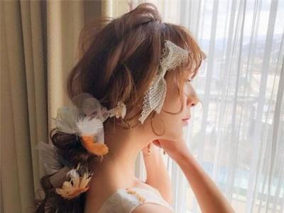 韩式新娘妆发2020最新 热门新娘发型精选推荐