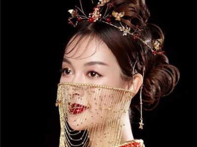 最新中式新娘发型 国风新娘发型超亮眼
