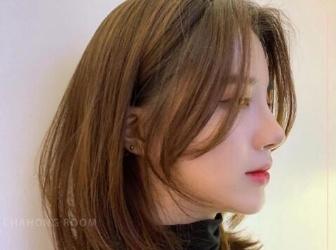 今年最新WIND CUT发型 层次感线条显瘦遮肉显小脸
