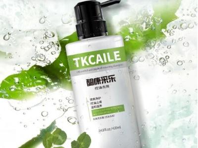 采乐酮康控油去屑洗发露怎么样 温和洗净给你的头发去去油