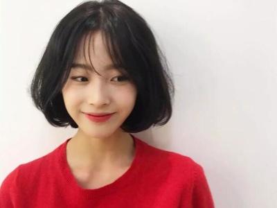 流行的韩式发型短发 修颜又养眼让你的好感度倍增
