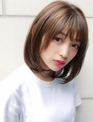 女生短发发型波波头 剪后让你漂亮十倍
