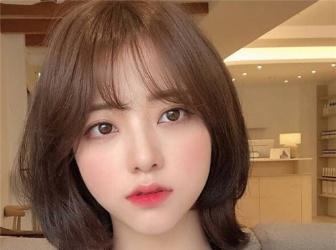 2020最具人气的韩系短发 让你气质直升99%