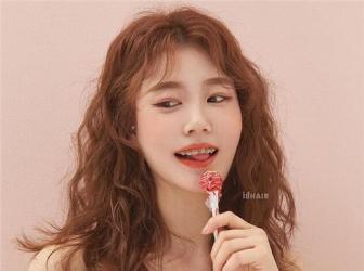 洋气韩式中长发 漂亮卷发你值得拥有