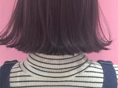 减龄好看的女生短发 不用怎么打理就很有范