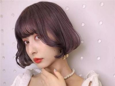 圆脸适合的发型设计 甜美减龄又瘦脸