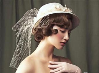 最新时尚新娘发型 影楼婚纱造型师必备