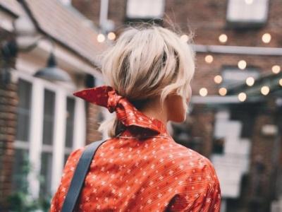 今年流行什么女生发型 女神发型只看背影就爱上